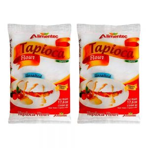 Tapioca Flour Hydrated Gluten Free 17.6 oz (Pack of 2)