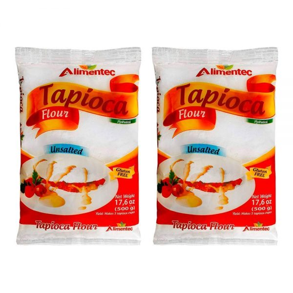Alimentec Tapioca Flour Hydrated Gluten Free 17.6 oz